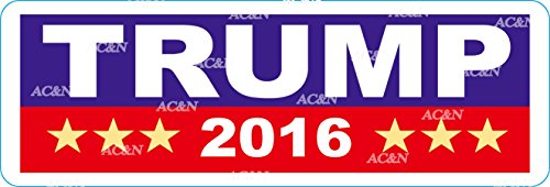 10-pack-DONALD-TRUMP-FOR-PRESIDENT-2016-BUMPER-STICKER-10-MIX-BEST-GOP-Decal-USA-0-1